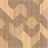 Artnovion Komodo W Bass Trap 2.0 Lacquered Wood (b) (2 Culori)