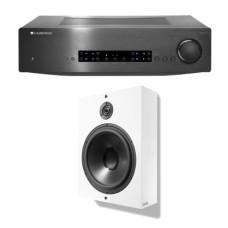 Pachet Special: Cambridge Audio CXA60 + Artcoustic CPH10 Passive