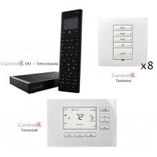 Pachet Wireless Control4 Cladiri Finisate