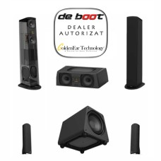 Sistem Audio 5.1 GoldenEar cu Triton3+