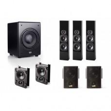 Pachet Special: Sistem Audio Imersiv Dolby ATMOS/DTS: X 5.1.2 M&K Sound