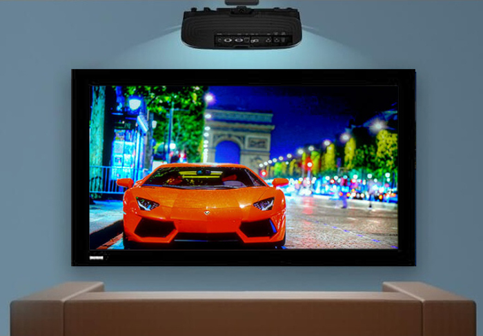 Proiector Video Epson si Ecran Proiectie DreamScreen